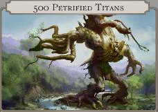 500 Petrified Titans icon