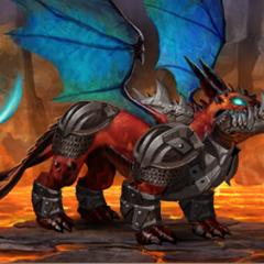 Demon Wing Set