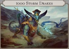 1000 Storm Drakes icon
