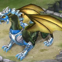 Cobalt Armor