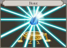 Bore icon