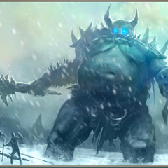 Frost Giant: Glacial Runes