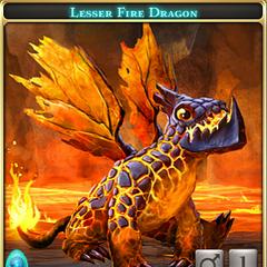 Lesser Fire Hatchling