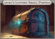 Kaporc's Lottery Small Portfolio icon