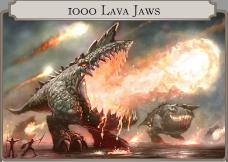 1000 Lava Jaws icon