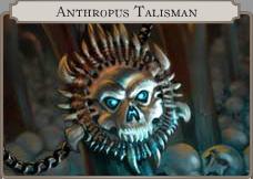 Anthropus Talisman icon