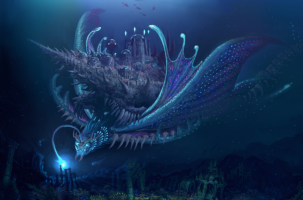 how to kill a ghost leviathan
