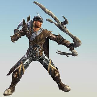 Male Ranger 1