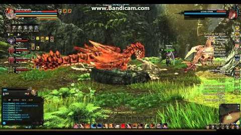 Dragon's Prophet - Crimson Thorn Capture Easy mode