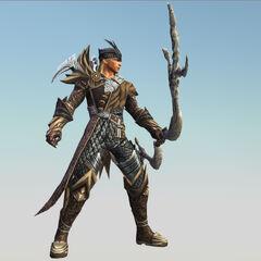 Male Ranger 2