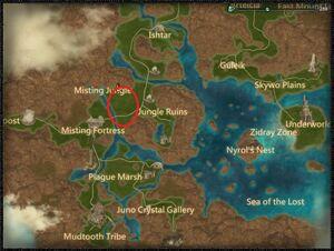 Bladeback infiltrator dragon location
