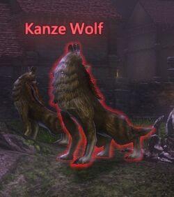 Kanze Wolf