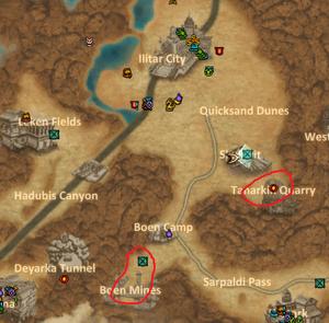 Ficklemap