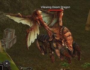 Vilewing Doom Dragon