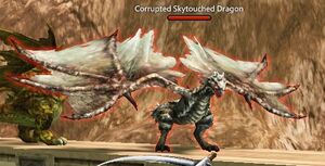 Corrupted Skytouched Dragon