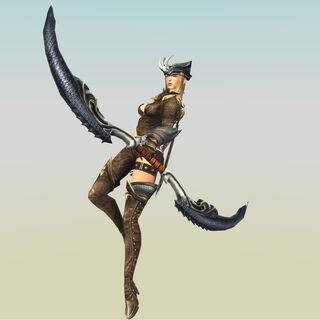 Female Ranger 2