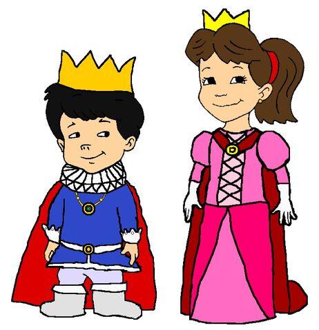 File:Prince Max and Princess Emmy.jpg
