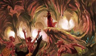 01-1 Fiendish Caverns