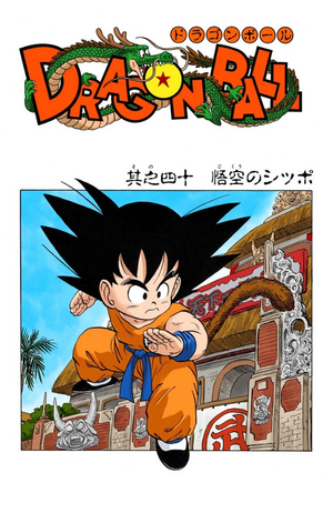 Dragon Ball Chapter 40