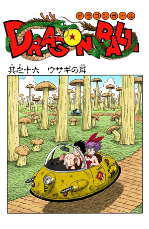Dragon Ball Chapter 16