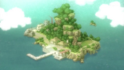Omori's IslandSuper