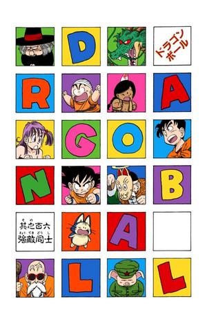 Dragon Ball Chapter 106
