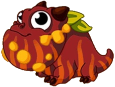 Gourd Dragon Baby
