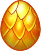 Gold Dragon Egg