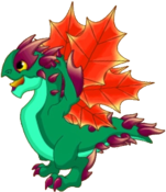 Thorn Dragon Adult