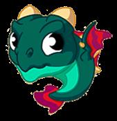 Hydra Dragon Baby