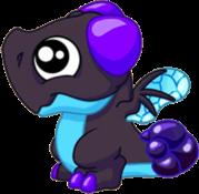 Sanguinite Dragon Baby