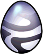 Winter Dragon Egg