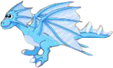 Ice Dragon Adult