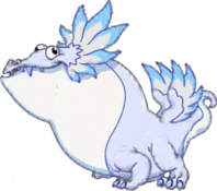 Blizzard Dragon Adult