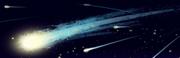 Star Fall Comet