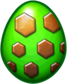 Ironwood Dragon Egg