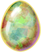 Opal Dragon Egg