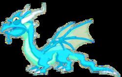 Plasma Dragon Adult