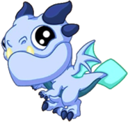 Frostbite Dragon Baby