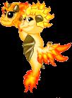Solstice Dragon Baby