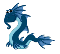 Water Dragon Adult