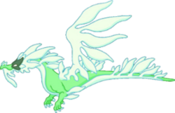 Ghost Dragon Adult