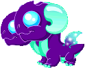 Bizurian Dragon Baby