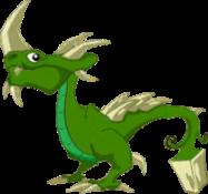 Malachite Dragon Adult