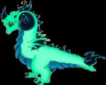 Promethium Dragon Adult