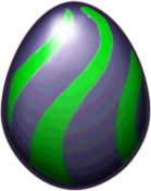 Malachite Dragon Egg