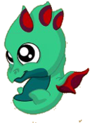 Duskwing Dragon Baby