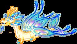 Light Dragon Elder