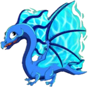 Shimmer Dragon Adult