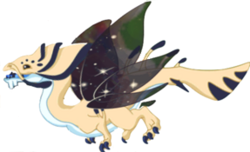 Light Rift Dragon Adult